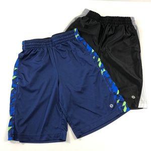 Xersion Boys Athletic Shorts Size 7/8 -Set of 2